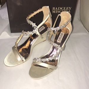 Badgley Mischka Bennet Sandals